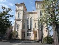 洋風建築(弘前教会)