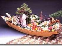 宴会プランの船盛