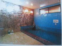 弱アルカリ、ミネラル泉のお風呂