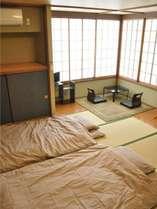 宿泊室1・和室(3名様までご利用可能)