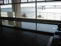 鳥居の見える温泉 4F大浴場