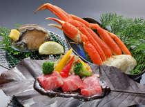 【最大24時間】長崎和牛&アワビ&ずわいカニの三大メイン・展望風呂・レジャーを満喫♪特典付き