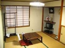グリーンシーズンの客室写真 和室「6」号室-6畳