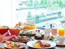 朝食(盛り付けイメージ),大阪府,ホテル ユニバーサル ポート ヴィータ[2018年7月15日開業]