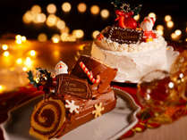 クリスマスケーキ2018,大阪府,ホテル ユニバーサル ポート ヴィータ[2018年7月15日開業]