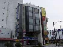 ビジネスホテルニューカシワ (栃木県)