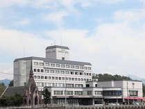 津山鶴山ホテル(つやまかくざんほてる) (岡山県)