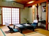 御部屋はすべて和室になります。