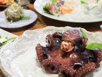 *【お料理】肉厚で濃厚な蛸★噛めば噛むほどジューシー!