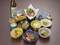 ◆【梅】由緒ある温泉と駿河湾の海の幸を~梅膳(選べる鍋)~【夕朝食付】