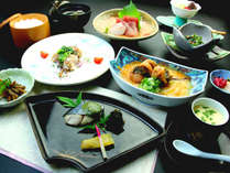 割烹旅館「一竹」の味の伝統が光る◆花会席◆迷ったらこれ♪