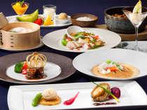 """【ラ・ヴート】""""本格派中国料理""""でありながら<東洋×西洋スタイル>がコンセプト。"""