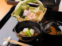 ◆日本料理-壽山◆和食の基本『五味・五法・五色』に忠実に。京料理の繊細さと北海道食材を用いた日本料理