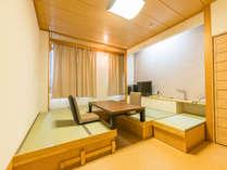 和室1~3人部屋(バス無し・トイレ有)