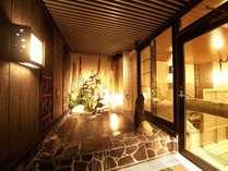■女性大浴場(外気浴)