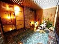■外気浴(男湯)
