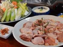 【奈良のご当地地鶏を味わう】 「大和肉鶏」鍋プラン(水炊き/すき焼)