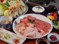 【奈良和牛&奈良地鶏】 どっちも食べたい欲張りなあなたに★ご当地肉食べ比べプラン