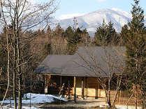 温泉山荘 だいこんの花イメージ