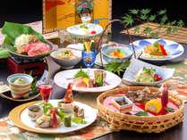 ■特選URARA会席■豪華絢爛☆木曽の<極上食材>がすべて網羅された≪フルコース≫