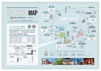 西麻布周辺MAPです!西麻布へはバスが便利です。