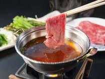 【前沢小形牧場牛と季節の和食膳】お食事処でゆったり、温泉でまったり♪園内散策もおすすめ!