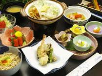 旬の和会席★ひと手間を惜しまないお料理でおもてなしいたします
