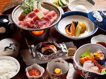 【マル得いずみ◎/お食事処】人気No1!温泉&北海道郷土料理<豚すき焼き>プラン♪