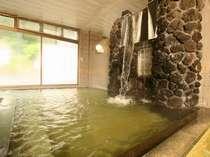【大浴場(男性)】数種の浴槽や打たせ湯もございます!