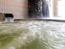 【大浴場(女性)】ジャグジー風呂で疲れを癒します