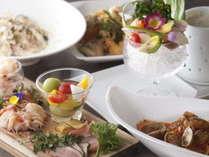【創作イタリアン】旬の地元食材を中心とした、本格イタリアンをコースでご堪能ください。