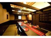 【茶蔵-sakura-】築70年の土蔵が、お食事や団欒を楽しむ、和みの場所へと生まれ変わりました。