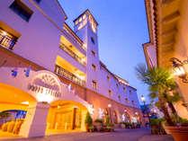 ◆外観◆ようこそ、ポピースプリングス リゾート&スパへ。非日常な休日をお愉しみ下さい♪