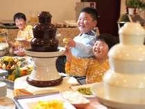 ★タラバ!毛蟹!ズワイ!★チョコレートファウンテンも♪GW三大蟹食べ放題バイキング♪♪