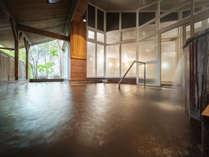 ■無加川沿い「露天風呂」