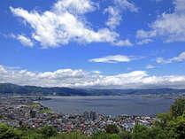 ■観光:諏訪湖へのアクセスもOKOK♪