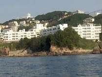 海からの施設