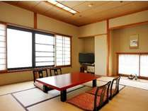 東館:純和風10畳以上のお部屋(一例)