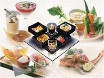 旬撰ダイニング「乙姫」 選べる食材・選べる調理法 色々なバリエーションでお楽しみ頂けます