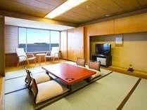 オーシャンビュー西館(新館)客室一例