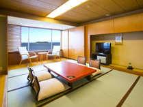 海を望む新館客室(西館)