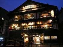 銀山温泉 旅館 古山閣