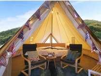 大人気のおしゃれキャンプ『グランピング』快適なアウトドアを満喫★BBQ付きスタンダードプラン★