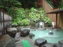 露天風呂は、立ち寄り湯「ゆ~湯」としても営業しております