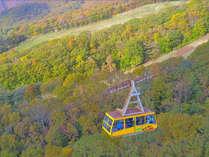 春夏秋冬の蔵王の山景色を、空から見下ろす≪蔵王ロープウェイ≫お得な割引付きプランあります!