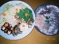 鯛鍋盛り 野菜もいっぱいでお肌プリプリ間違いなし!