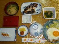 朝食付●体に優しくおいしい和食の朝ご飯★