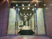 ◇エントランス(ホテル入口)