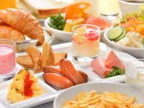 [ 朝食 ] 和食・洋食バイキング