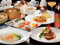 """【冬×""""R""""×中国】ご夕食は点心や牛フィレ肉のステーキ&朝食バイキング"""